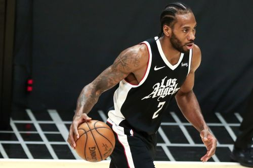 Kawhi Leonard could miss rest of Clippers-Jazz series with knee injury