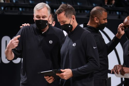 Changes could be coming Nets' coaching staff