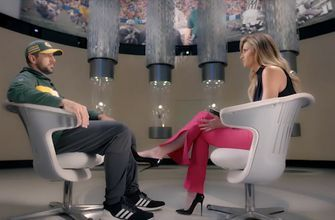 Aaron Rodgers talks injury and stunning comeback in Chicago with Erin Andrews | FOX NFL SUNDAY