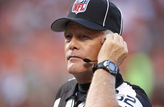 5 NFL officials take a leave of absence for 2020 season