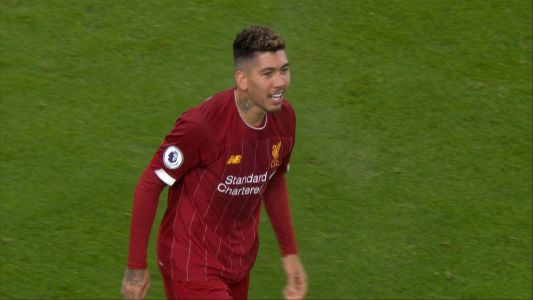 Firmino scores late winner for Liverpool
