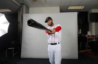 This time, Red Sox 2B Pedroia is cautious on injury return