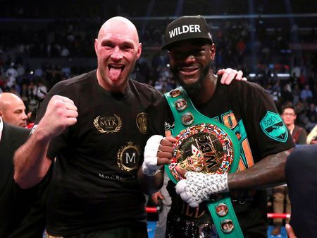 Boxing: WBC sanctions direct rematch between Wilder and Fury