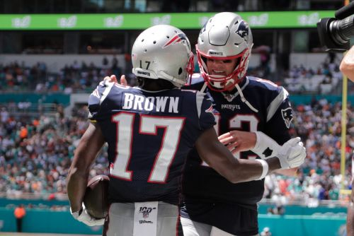 Tom Brady says he has a 'lot of personal feelings' on Antonio Brown: 'It's a difficult situation'