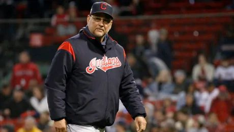 Cleveland manager Terry Francona favours nickname change for MLB team