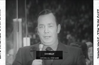 John Kelly tosses to Dan Kelly's Intro to the 1970 All-Star Game