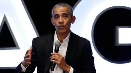 Former U.S. President Obama buys stake in NBA's Africa business