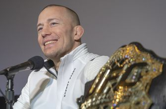 Mixed martial arts star Georges St-Pierre retires at 37