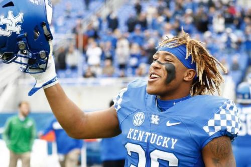 Watch: Kentucky Wildcats RB Benny Snell declares for 2019 NFL Draft