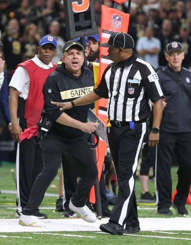 NFL adjusts replay review of pass interference, forcing coaches to challenge in final two minutes of half