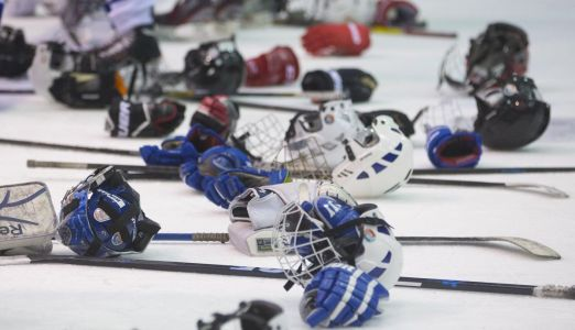 'It's not an automatic.' Minor hockey is fighting to win players back