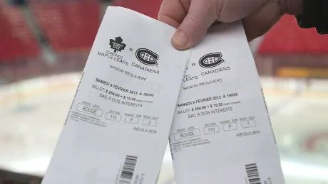 Canada's NHL teams offer varying refund options to season-ticket holders