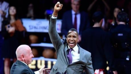 "Ujiri says Raptors are ""going to die trying"" to win 2nd consecutive title"