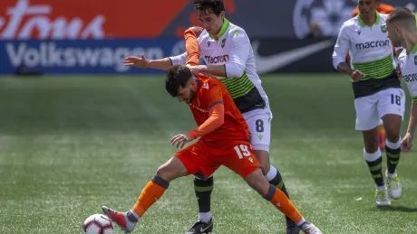 Forge FC, York9 enjoying strong starts to CPL's Fall season