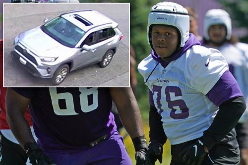 'Wrong place, wrong time': NFL rookie shot while visiting aunt in DC