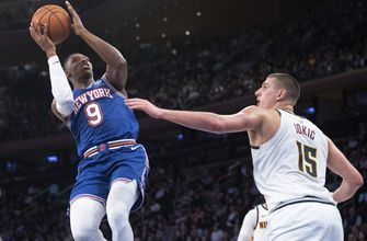 Barrett was warned about life in the NBA and Knicks deliver