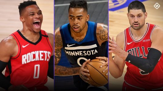 NBA Draft lottery scenarios: How Rockets, Timberwolves, Bulls could lose their first-round picks in 2021