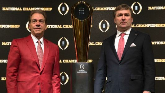 Georgia athletic director, Kirby Smart both see College Football Playoff expansion