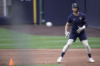 Brewers' Braun says he's now more likely to play beyond 2020