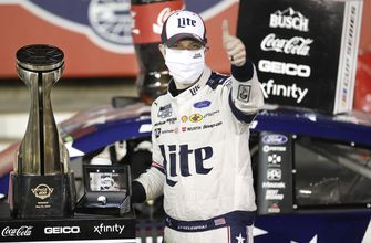 Keselowski gets win but Hendrick Motorsports takes 2 losses