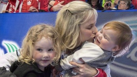 Pay equity 'makes us proud to be curlers and role models': Jennifer Jones