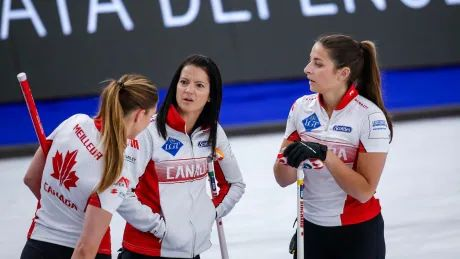 Curling broadcasting shutdown forces organizers, media, viewers to pivot