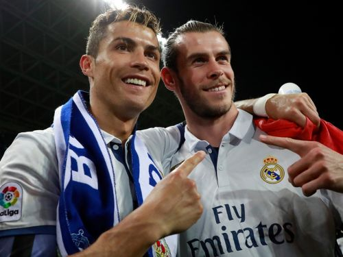 'Bale & Real Madrid stronger without Ronaldo' - Manolas