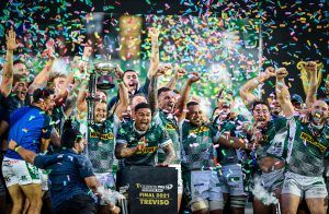 Benetton romp to Rainbow Cup victory
