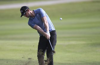 Pieters takes halfway lead at Maybank Championship