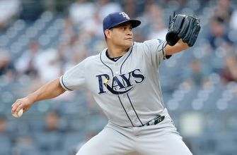 Rays drop Game 1 of doubleheader to Yankees 6-2