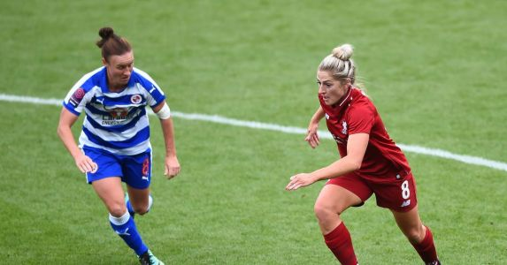 A Narrow Defeat For Liverpool Women By Bristol City
