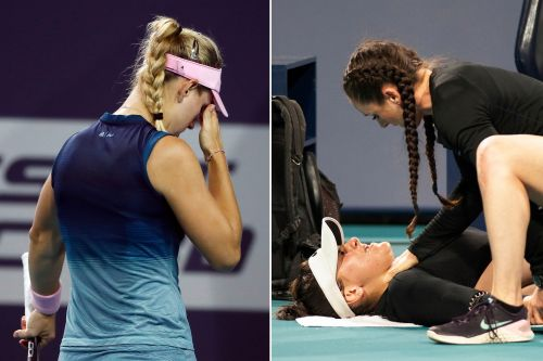 'Biggest drama queen': Tennis star rips teen after huge upset