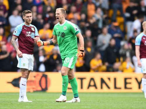 Wolves 1-0 Burnley: Sean Dyche 'blessed' to have Hart at Burnley
