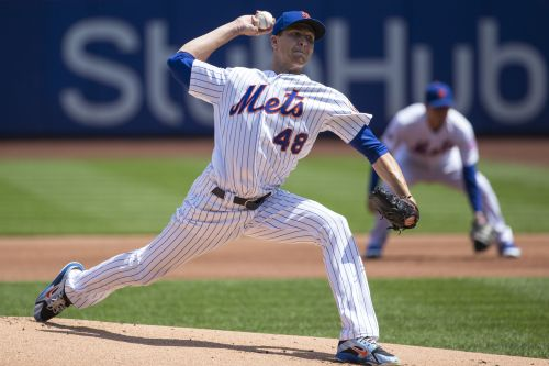 Mets have their ace ready to face the Yankees