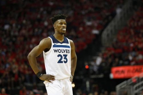 Report: Timberwolves Rejecting Jimmy Butler Trade Offers