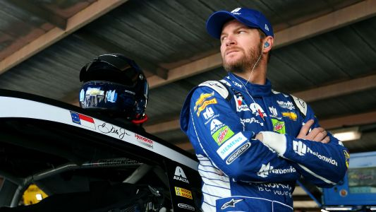 Dale Earnhardt Jr. announces sole NASCAR race on 9/11, to honor America with paint job