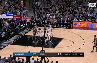 HIGHLIGHTS: Rudy Gay on the Attack in the 1st