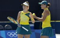 Sanders and Barty beaten in doubles quarterfinals at Olympic Games