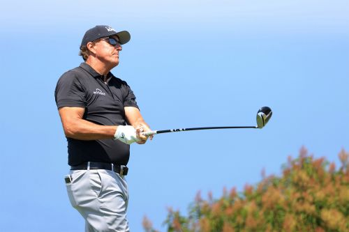 Phil Mickelson 'disappointed' by US Open showing