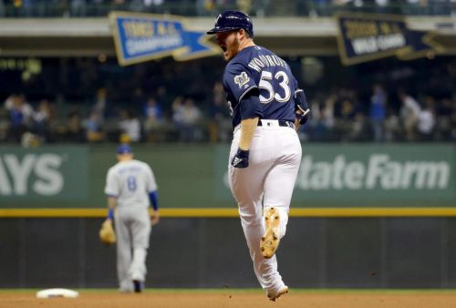 Some MLB playoff homers come out of left field