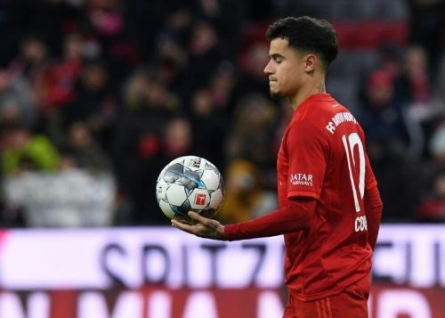 Coutinho hits hat-trick in Bayern rout as Leipzig go top