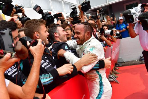 Hamilton keeps German Grand Prix win after investigation