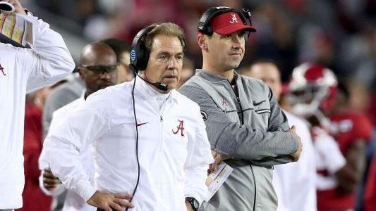 Who's left at Alabama and other assistant-coaching developments