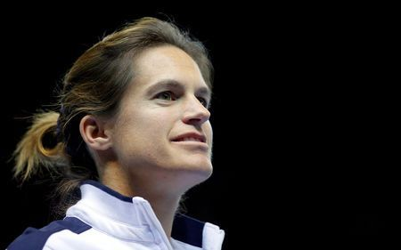 Tennis: Mauresmo gives up France Davis Cup captaincy to coach Pouille