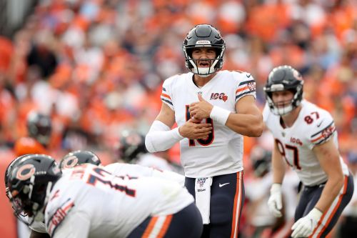 Bears' Mitchell Trubisky has become concerning MVP pick