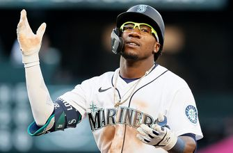 Shed Long Jr. goes 2-4 with 3 RBI in Mariners' 10-0 win over Twins