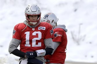 Brady, Patriots look to get offense going vs Bengals