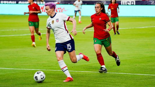 USWNT frustrated but victorious as resolute Portugal provides pre-Olympic test