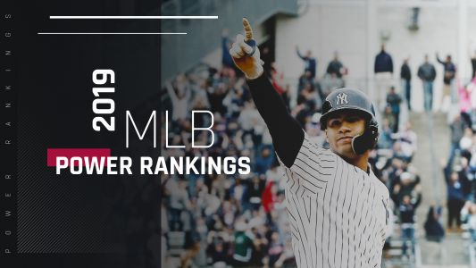MLB Power Rankings: Yankees climb to top of rankings; Indians knock on door of top 5