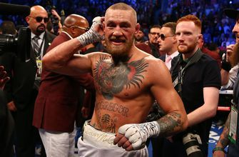 Skip and Shannon react to boxing promoters wanting a fight between Conor McGregor and Terence 'Bud' Crawford